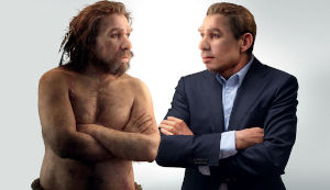 La disparition de Neandertal